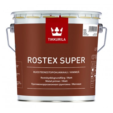 Ростекс Супер серый (3л)